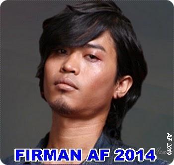 Biodata Firman AF 2014, biodata peserta Akademi Fantasia 2014, profil Akademi Fantasia 2014, latar belakang peserta Akademi Fantasia 2014, gambar Firman AF 2014