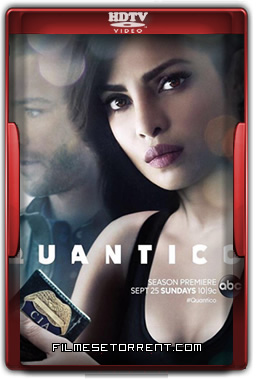 Quantico 2ª Temporada Legendado Torrent 2016 HDTV 720p 1080p Download
