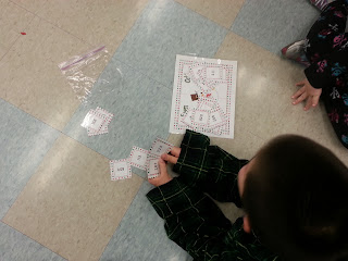 even and odd numbers- Holly Jolly Holiday Centers in Action