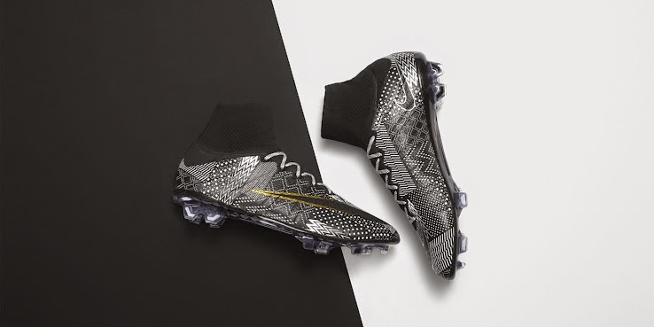 sale retailer 077cf 7cb6f Nike Mercurial Superfly Black History Month Cleats