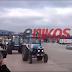 Βίντεο από την άφιξη των τρακτέρ στις Αφίδνες
