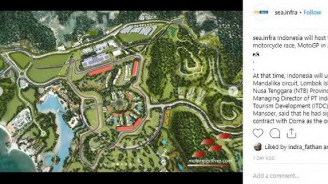 MotoGP Indonesia 2021 Bakal Patahkan Rekor Penonton Thailand