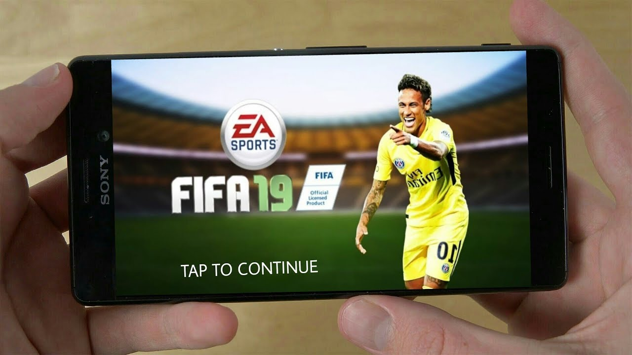Fifa 19 Apk Download and Play on Android Mobile