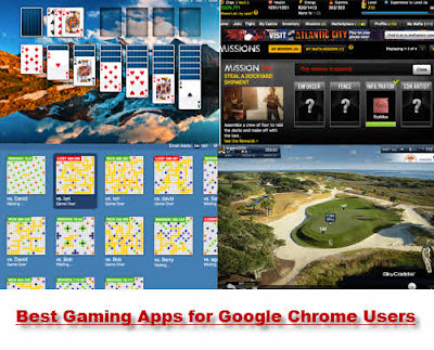 Best Gaming Apps for Google Chrome