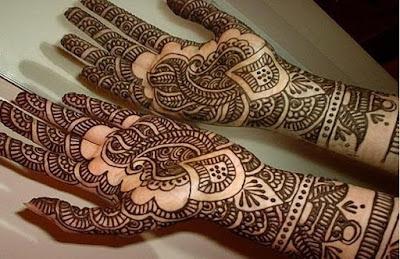 Mango madness Mehndi designs I Beautiful & easy bridal Mehndi Designs
