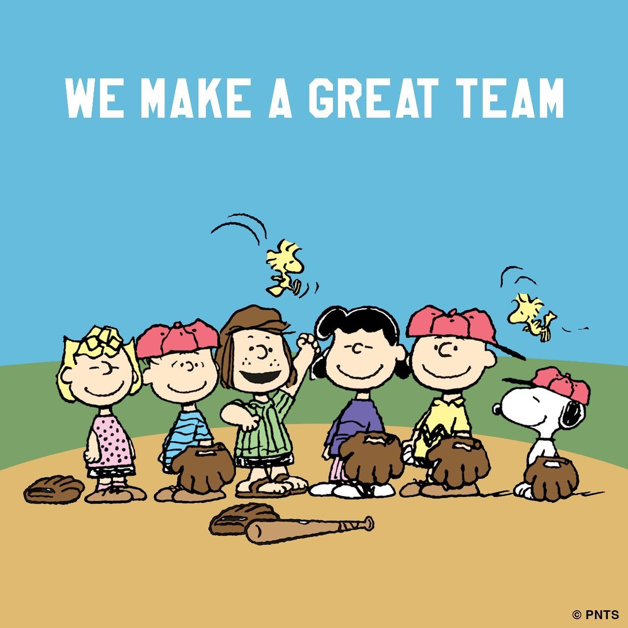 Team Together Everyone Achieves More
