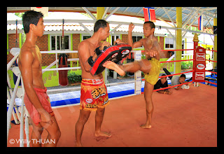 Where to learn Muay Thai in Phuket
