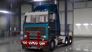 MACK ULTRALINER truck mod