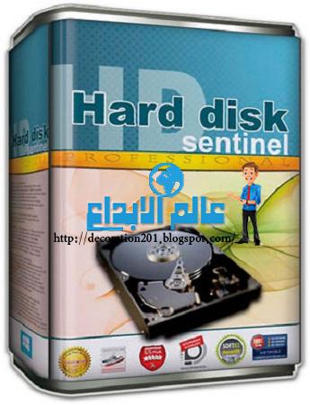 برنامج Hard Disk Sentinel Pro لفحص واصلاح اعطاب القرص الصلب