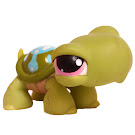 Littlest Pet Shop 3-pack Scenery Turtle (#149) Pet