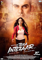 Tera Intezaar 2017 Full Movie 480p Hindi pDVDRip 700mb Download
