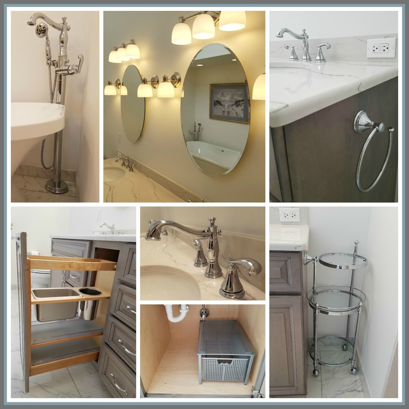 Panoply From Blah To Spa Master Bath Reveal