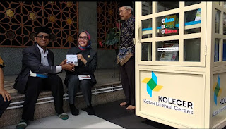 Kolecer Perdana, Ada Di Masjid At-Taqwa Kota Cirebon