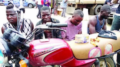 Gunmen Attack Bank Customer In Lagos, Steal N250,000