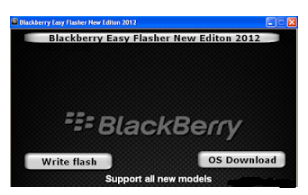 Blackberry Easy Flasher