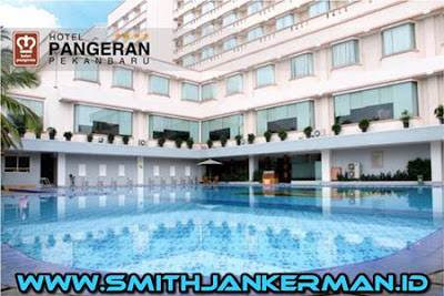 Lowongan Hotel Pangeran Pekanbaru Mei 2018