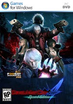 Devil May Cry 4 Special Editions