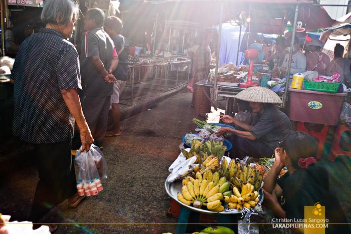 Trat Market Thailand