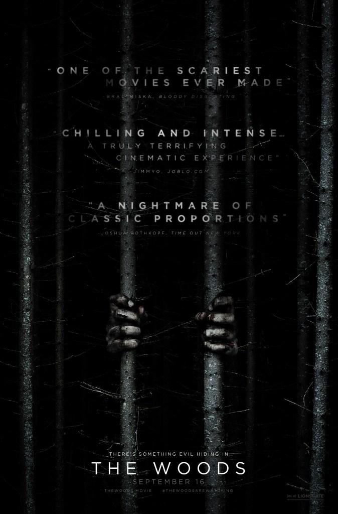 The Woods promete ser um dos filmes mais assustadores das últimas décadas - Assista ao trailer