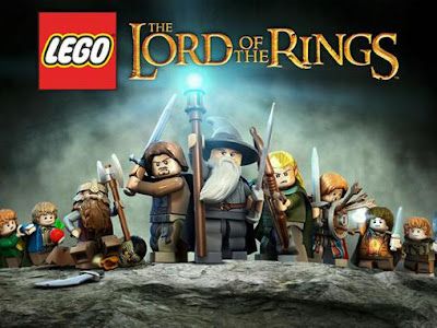Download Game Android Gratis LEGO The Lord of The Rings apk + obb