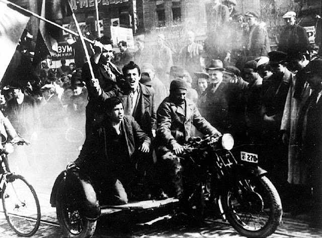 27 March 1941 worldwartwo.filminspector.com Belgrade uprising