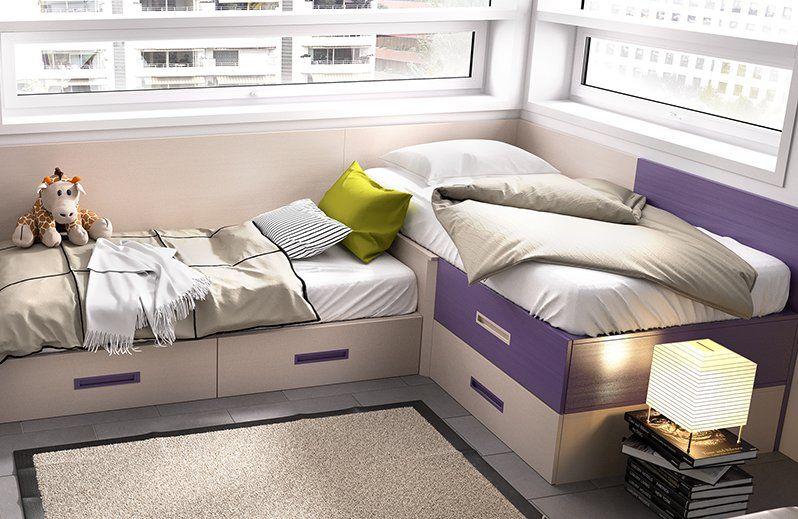 Blog dormitorios juveniles com dormitorios juveniles con - Tiempo en camas ...
