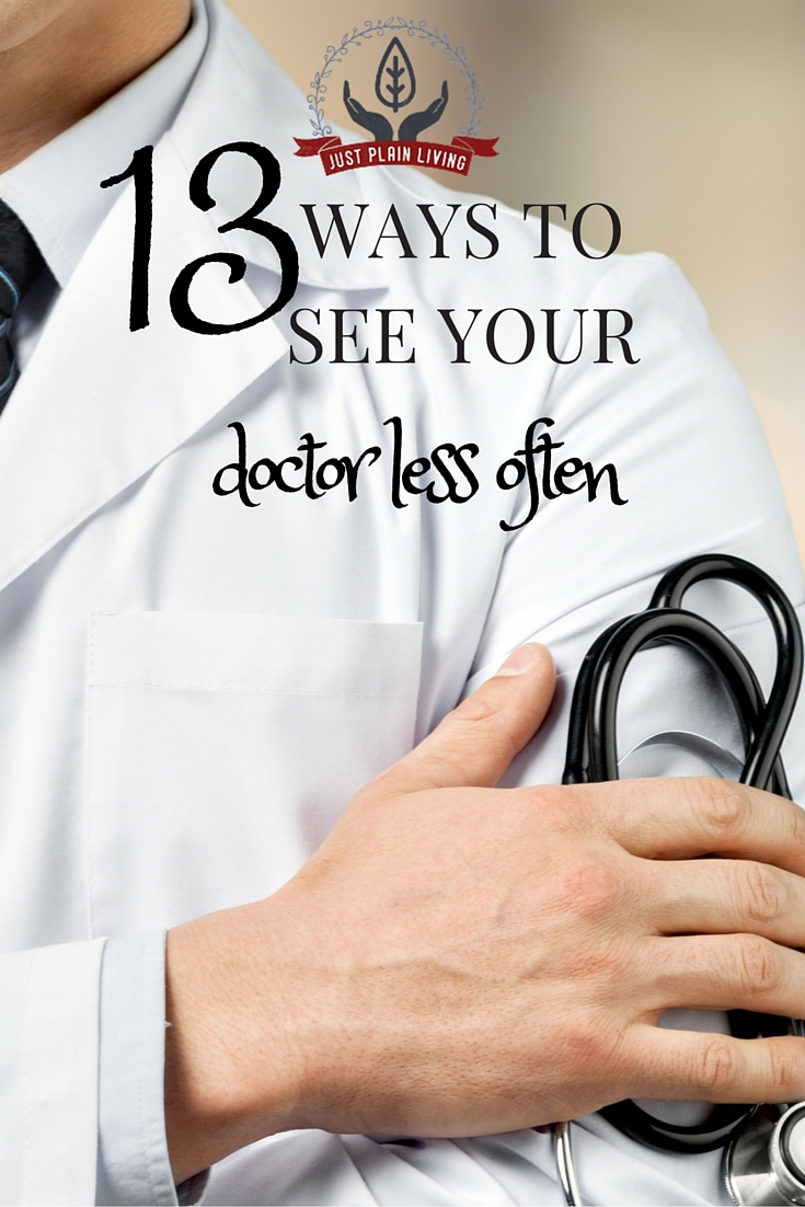 Who wants fewer doctor appointments? I do! Here are some simply lifestyle changes that can improve your health and keep you out of the waiting room.