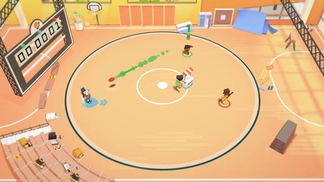 Stikbold! A Dodgeball Adventure PC Full Español