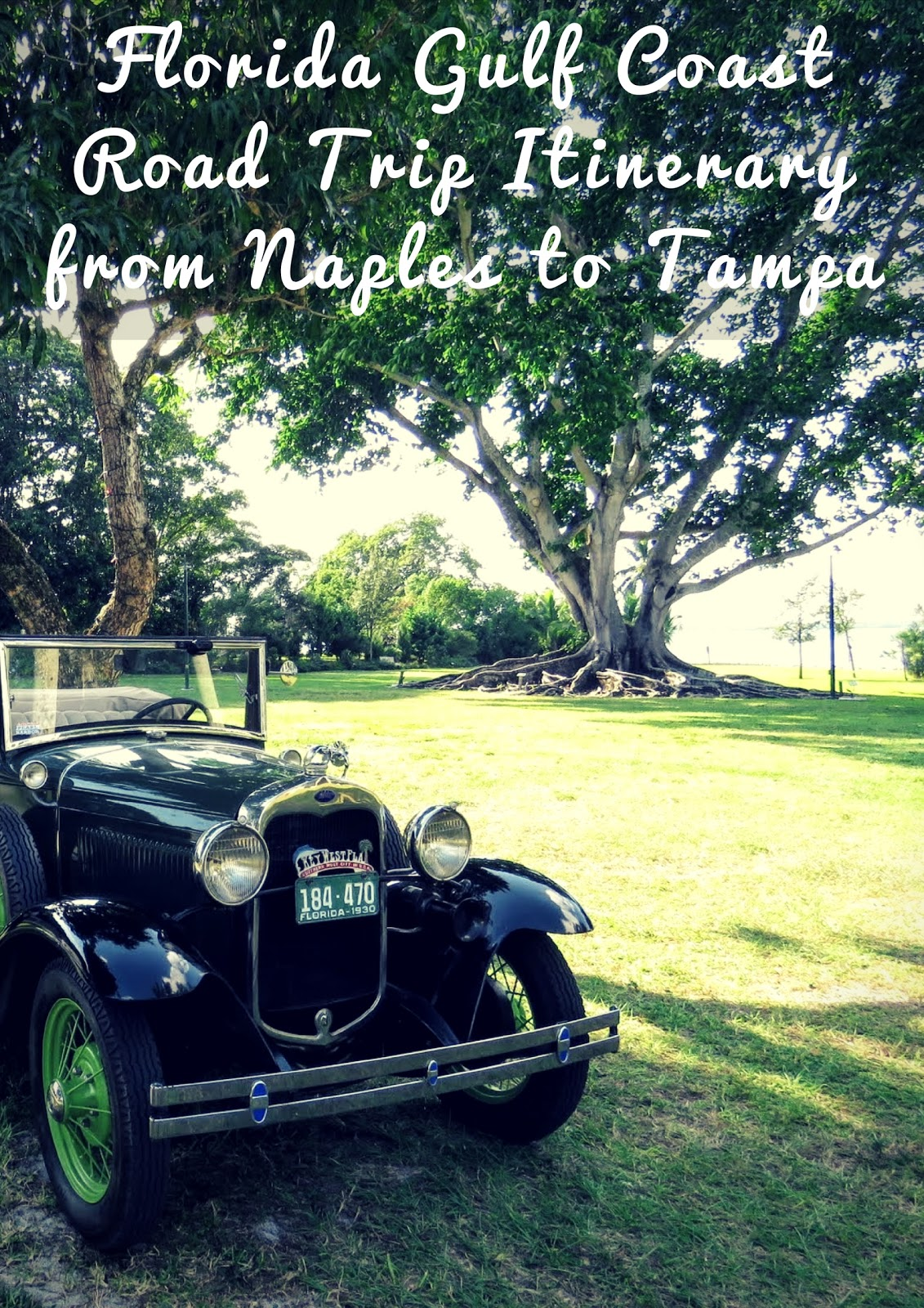 a florida gulf coast road trip itinerary from naples to tampa sidewalk safari part time. Black Bedroom Furniture Sets. Home Design Ideas