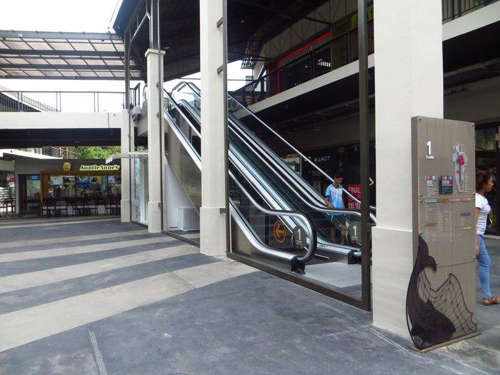 Эскалатор на Самуи