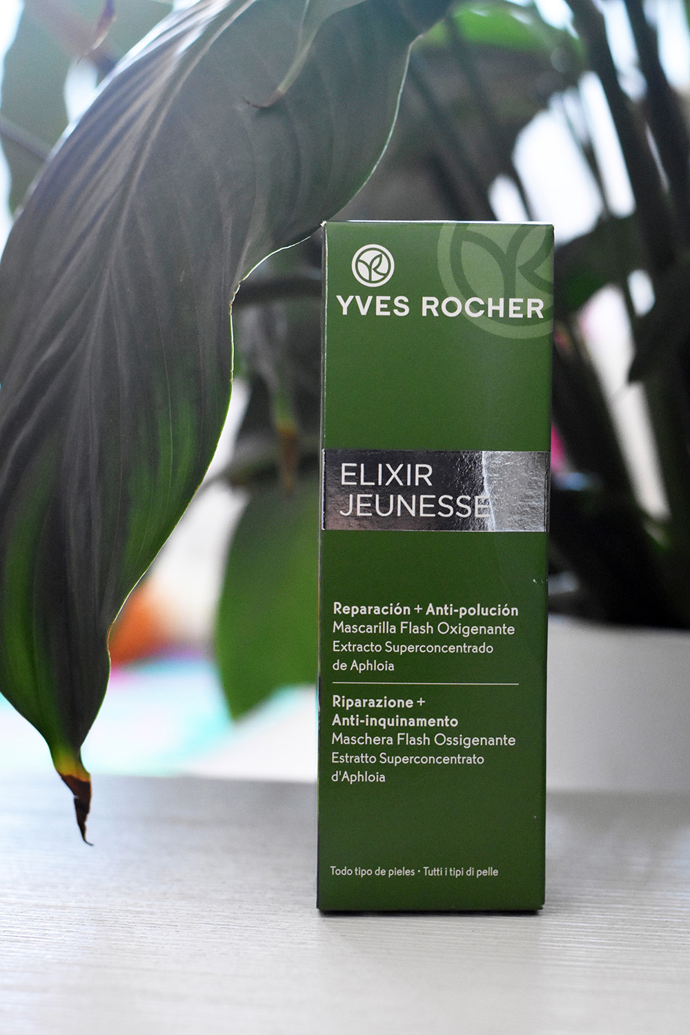 my beauty box yves rocher