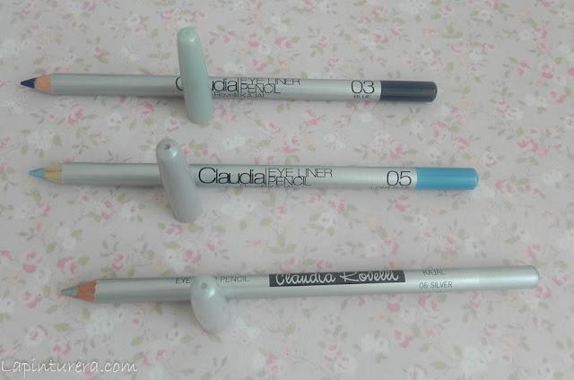 lápices ojos