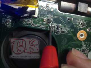 turtorial service laptop acer e1-471 blon tidak jalan