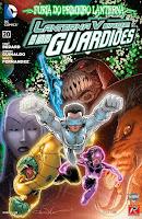 Os Novos 52! Lanterna Verde - Os Novos Guardiões #20