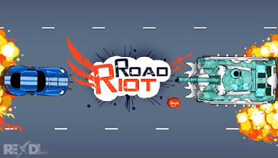 Road Riot Apk Mod Money for Android Offline