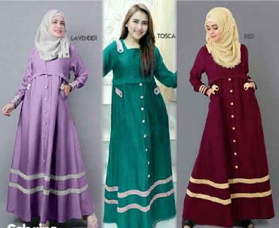 52 Trend Model Baju Muslim Tanah Abang 2019 Grosiran Model Baju