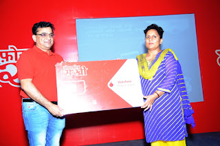 VODAFONE ORGANISES SESSION FOR COLLEGE STUDENTS ON WOMEN SAFETY