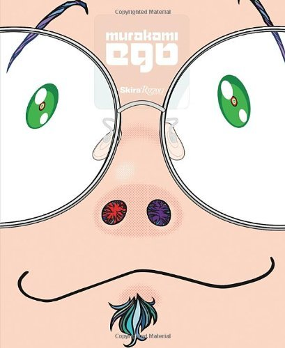 Takashi Murakami Artbook - Ego @ Amazon
