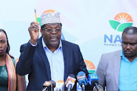 Here is TRUMP's man who is behind detention and arrest of NASA leaders! RAILA ODINGA is the next target in the purge