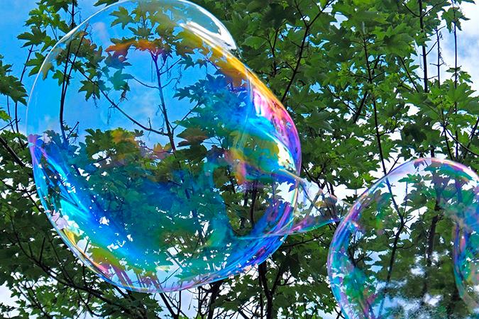 diy pompas gigante receta actividad al aire libre juegos de verano niños