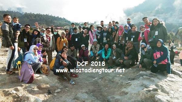 Foto DCF Kawan Kurnia Dieng Tour