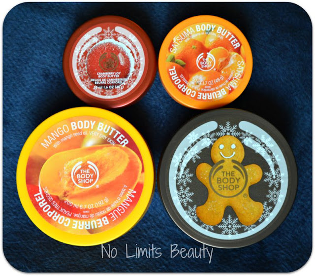 Esto va de mantecas corporales de The Body Shop... Favoritas?