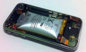 Baterai Handphone Menggelembung