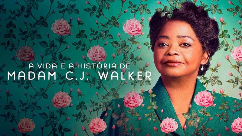 Resenha: A vida e a História de Madam C.J. Walker