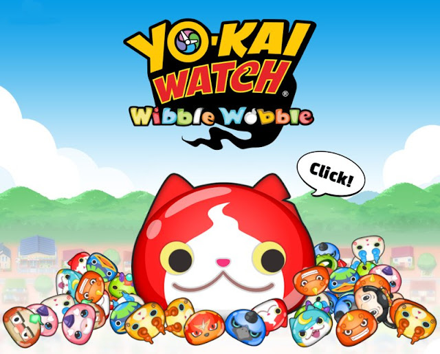 Yo-Kai Watch Wibble Wobble ya disponible en iOS y Android en español