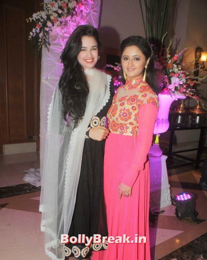 Yuvika Chaudhary, Rashmi Desai