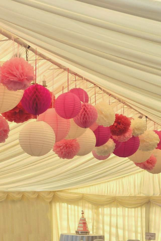 Paper Lanterns: How to Find Affordable Wedding Decorations, Lighting, Favours and Centrepieces