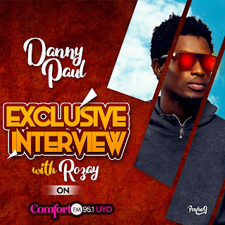 Danny Paul - Exclusive Interview With Rozay On Comfort 95.1 FM