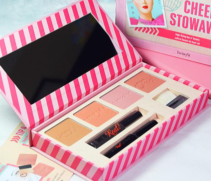 Benefit Cheeky Stowaways Beauty Kit