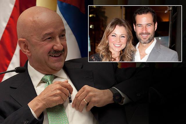 Mi hijo sería un gran presidente para los mexicanos, incluso mejor que AMLO: Carlos Salinas de Gortari